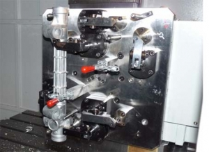 CNC加工夹具